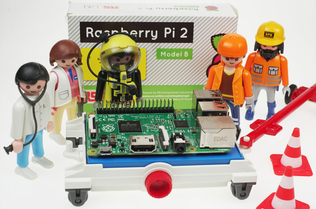 New Raspberry Pi 2 Model B Features