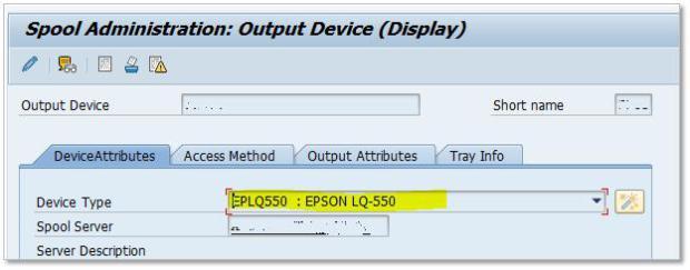 SAP Custom Page Format 3-3