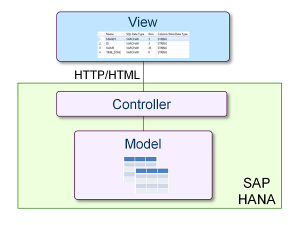 SAP HANA Data Intensive Control Logic