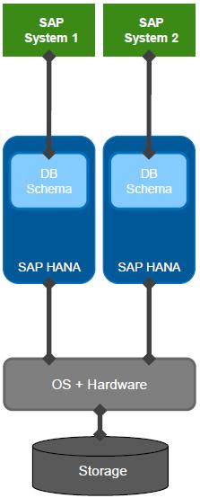 SAP HANA MCOS Deployment